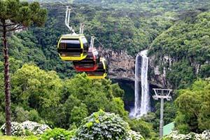 Agencia passeios em Gramado e Canela Serra Gaucha pacotes flor da serra Turismo